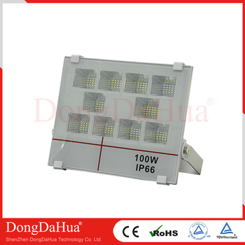 Factory direct CE IP65 power line cordless led floodlight
