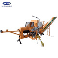 27Ton PTO Wood Processor with Conveyor Log Splitter
