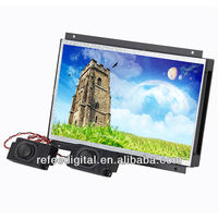 2013 10inch hot sell Open frame lcd display, lcd screen, tv monitor