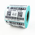 thermal label stickers 60-80 mm SKU label electronic weighing scale label