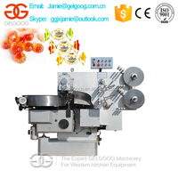 2017 GGCP-550 Automatic Double Twist Candy Packing Machine