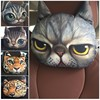 Activated carbon filling car cushion plush toy cat animal shape travel neck pillow
