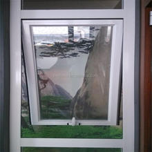 aluminum awning glass bottom and top hung window