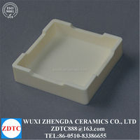 high resistant aluminum oxide crucible