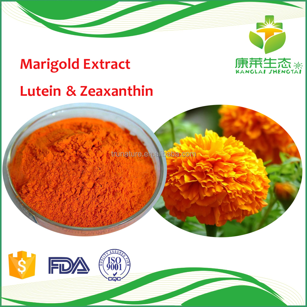 100% Natural Lutein Ester 5% ~80% HPLC