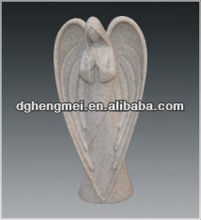 sand finish little angel figurines