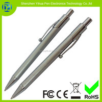 Hot new products for 2015 promotional metal pen,metal click ball pen for new product