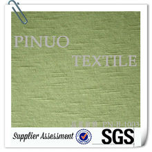 Manufacturers selling linen cloth of flax knitted fabrics slubbed fabric 30 s cotton slub linen cloth