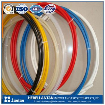 china high pressure PA flexible plastic pipe hose