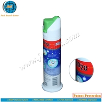 Wholesale plastic airless pump tube for toothpaste by GMP standard plant with super offset printing and Patent Protection