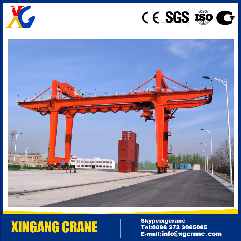 Port crane supplier container crane