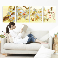 Abstract Home Goods Handmade Painting On Canvas 3d no frame