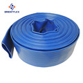 10 inch pvc agriculture submersible pump lay flat hose