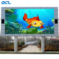 Shenzhen high quality P6mm outdoor advertising LED display screen for commercial
