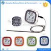 touch screen thermometer bimetal oven/cooking thermometer with probe