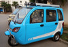 2016 NEW electric rickshaw/tuk tuk/three wheeled vehicles/cyclomotors/fully enclosed tricycles for adault 21000036