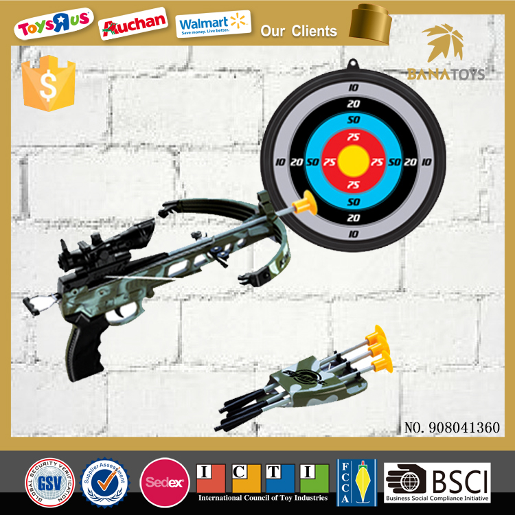 Hunting dart crossbow toy for kids wholesale