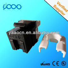 A84 Exclusive rj45 CAT6 cat7 unshieded connector with dustproof