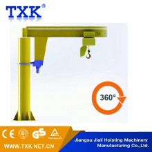 Manufacturing machine plant use small jib crane for sale/mini crane fly jib