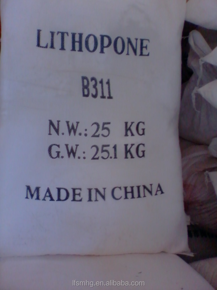 Lithopone for Building Raw Material
