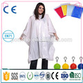 Glof packing promotional rain poncho TX-2001C