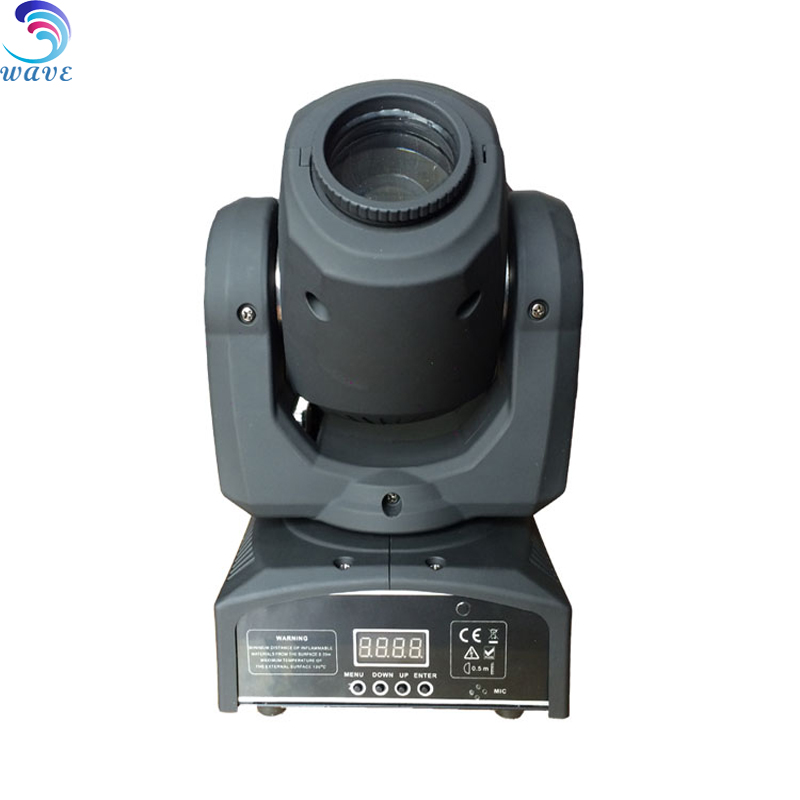 2017 Sharpy Led Stage Lights 10w Spot Gobo Shake Moving Head For Event