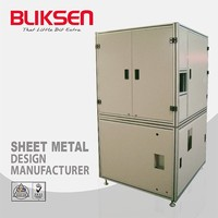 Bliksen stainless steel electrical distribution control box