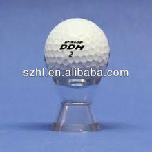 Wholesale acrylic golf ball display stand case