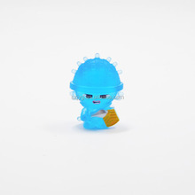 High Quality Blue Mini Figure Toy Different Mini Plastic Soldiers Toy Sets