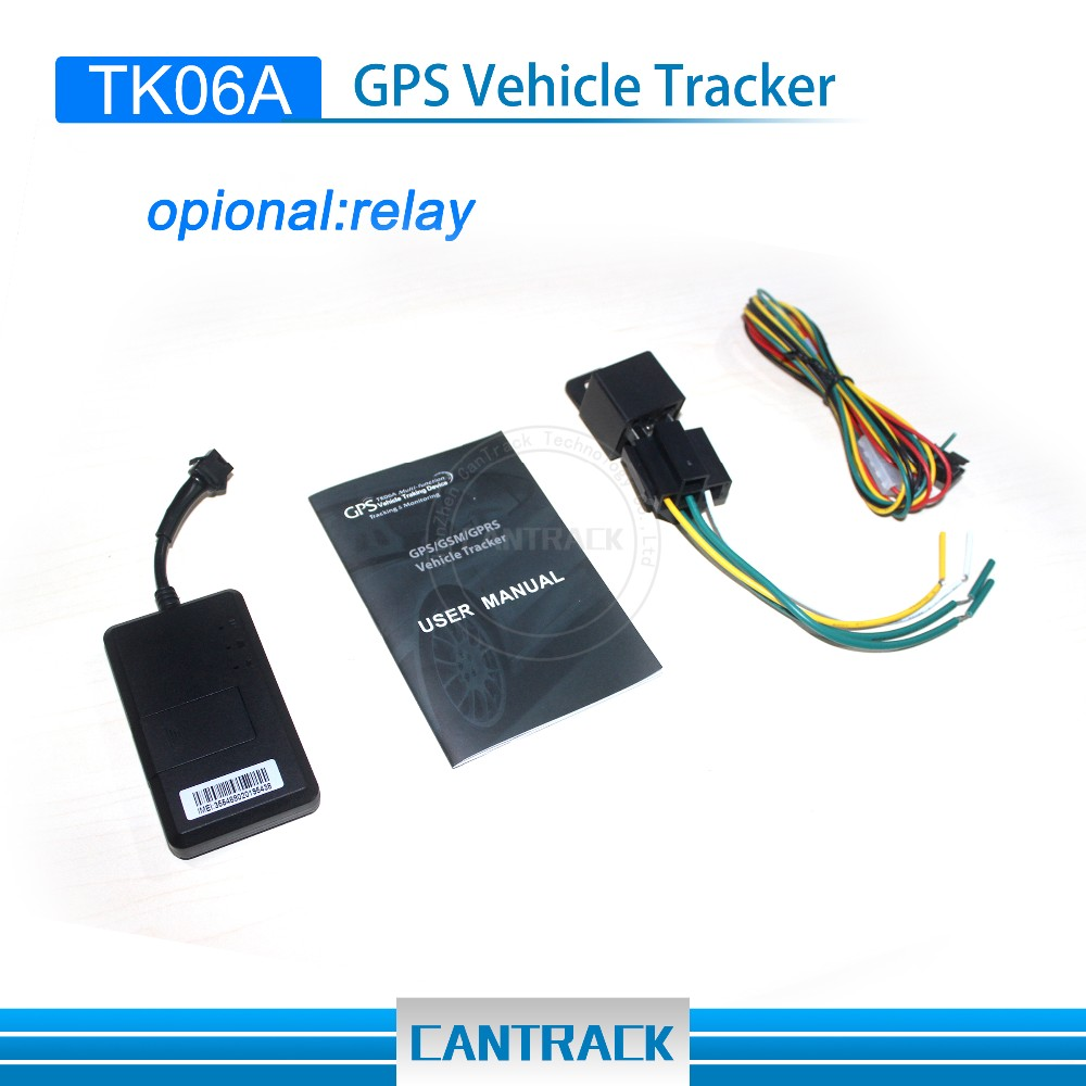 China Manufacturer Lowest Price Real-Time GSM/GPRS Tracking Vehicle Car GPS Tracker