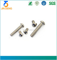China Screw Manufacturer Supply Half Round Head Self Tapping Screw for Sport Watch