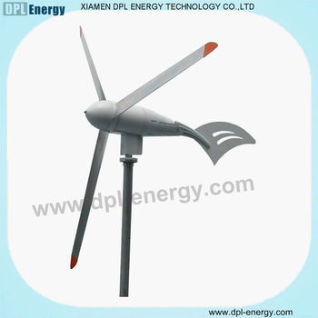 2013 with CE,FCC & IC 1KW wind turbine for house