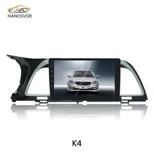 accessories for kia k4 auto radio am fm digital car stereo bluetooth 1din touch screen gps player navigator multimedia system