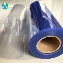 0.4mm Transparent Super Clear PVC Film Rigid Plastic Sheet in Rolls