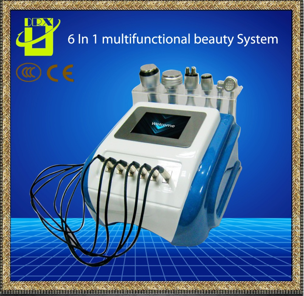 6in1 Portable Multifunctional Beauty Machine/skin laser for home szdrx beauty equipment factory