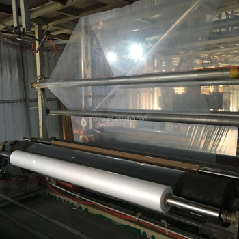Cheap Plastic PE film for temporary cover for equipment