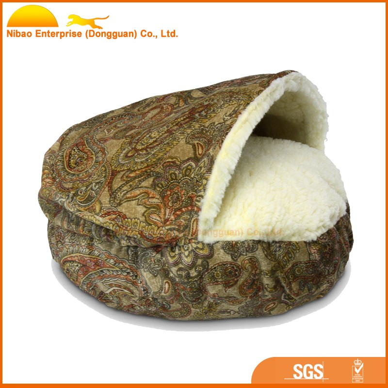 luxurious high quality canopy cat bed