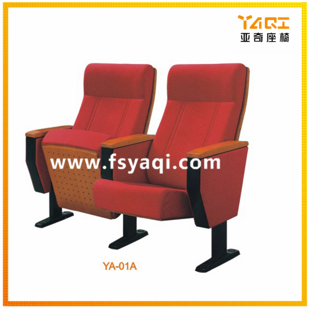 Cinema chair auditorium conference hall chair (YA-01A)