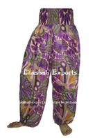 VP2577 Cotton Harem Pants trouser Supplier India Pantalon Falda Alibaba Trousers