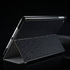 Super cool flip leather case for ipad 5 , PU leather for ipad air leather case , stand leather case for ipad 5 with free gifts