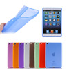 ultra thin case for ipad mini 1 2 3, clear back tablet cover for ipad mini 1 2 3