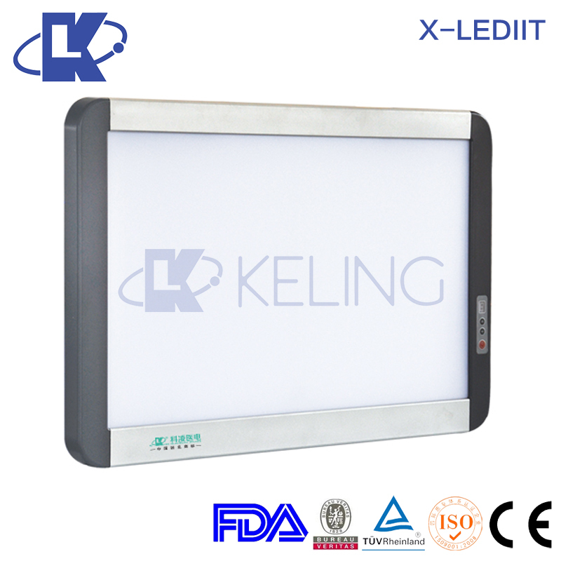 X-LEDIIT x ray film viewer one bank film viewer