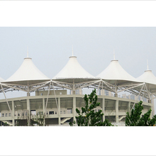 teflon ptfe/etfe/pvdf tensile membrane structure outdoor canopy made of ptfe price per kg canopy outdoor