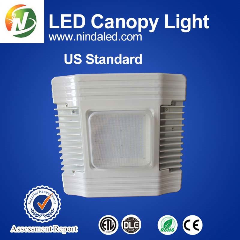 Newest Generation 100 watt canopy led light