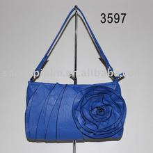 Hot sale good quatlity fashion shoulder handbag in 2013