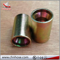 High quality 10411 fitting for hose carbon steel pipe fittings brass
