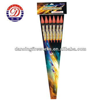 Chinese Rocket Fireworks with Best Prices