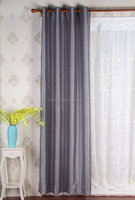 Chinese Supplier Disu Faux Silk Latest Design Ready Made Curtain