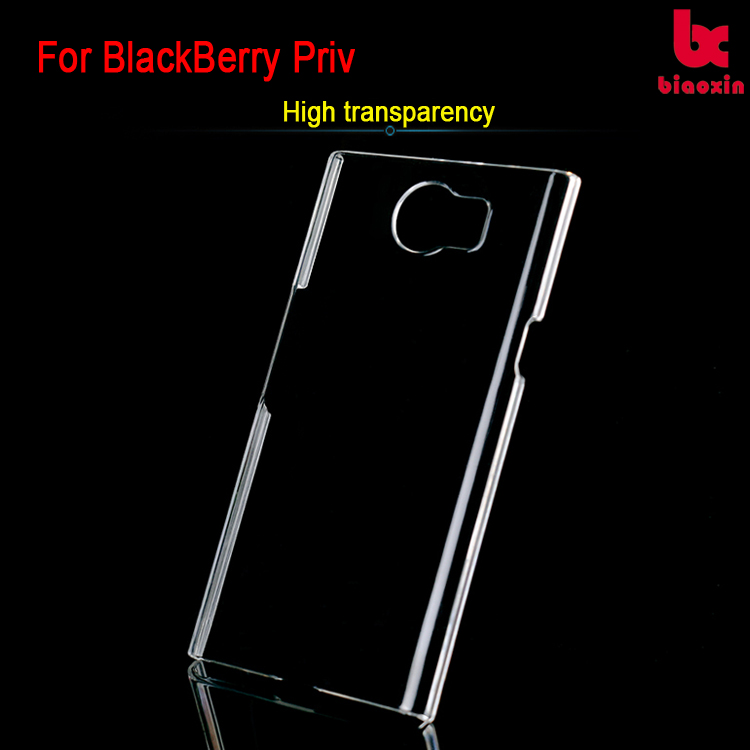 case cell phone accessories For BlackBerry Priv PC case sublimation phone cover pc ultra slim phone case