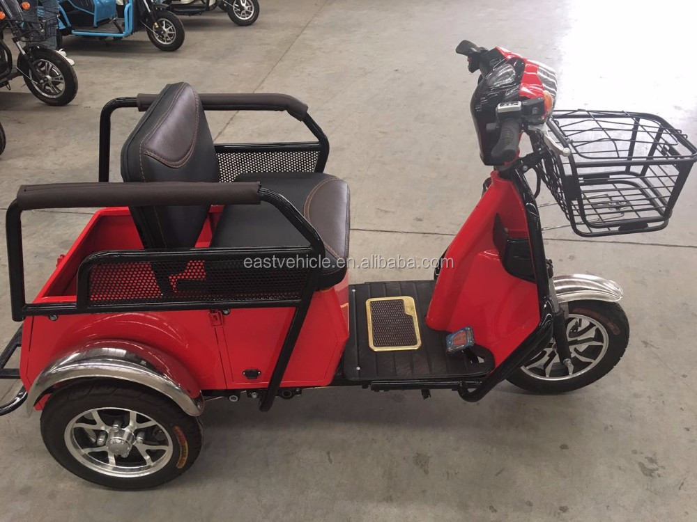 Canada Model Three Wheeler Electric Bike/Electric Scooter/tricycle/motorcycle